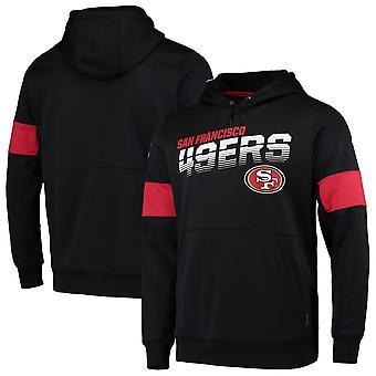 سان فرانسيسكو 49ers الأداء Pullover هودي سترة WY177
