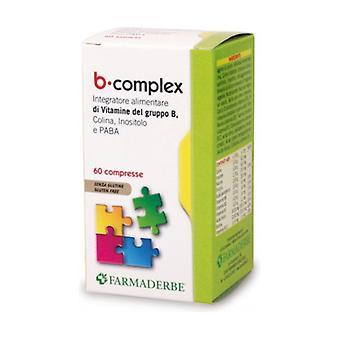 B COMPLEX 60CPR None