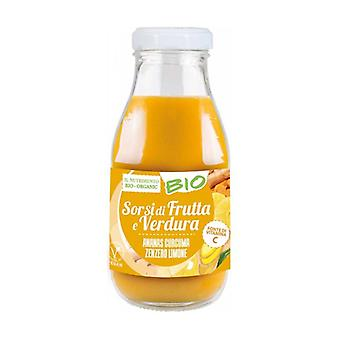 Yellow - pineapple turmeric ginger and lemon 250 ml