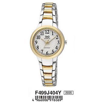 Q&q watch f499j404y