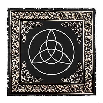Quelque chose de différent Triquetra Altar Cloth