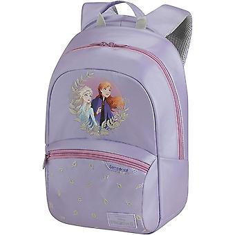 Samsonite Disney Ultimate 2.0 - Children's Backpack S+, 34 cm, 11 L, Purple (Frozen II)