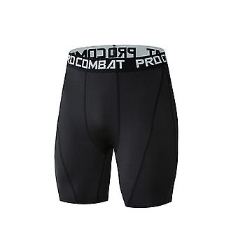 Mannen Bodybuilding Shorts Fitness Workout Inseam Gym Knickers Man