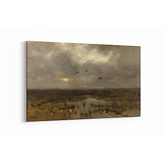 Gemälde - Der Sumpf - 90x60cm