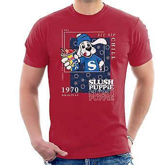 Slush Puppie Retro Frame 1970 Men's T-Shirt