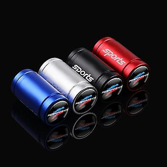 4pcs New Performance Sports Car Tire Wheel Valve Cap Air Cover For Bmw Car