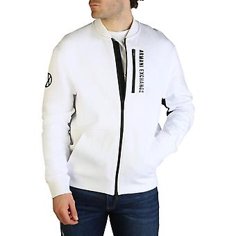Armani exchange men's sweatshirts - 3zzmaq