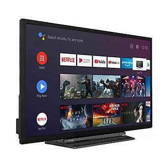 "Smart TV Toshiba 24"" HD Ready LED WiFi Fekete"