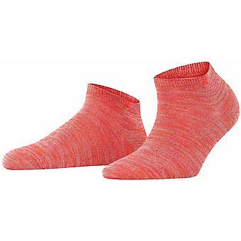 Burlington Soho Vibes Calcetines de Zapatillas - Coral