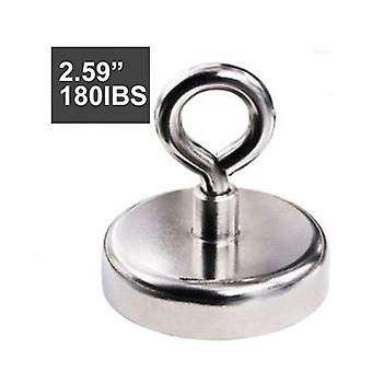 Multifunctional Fishing Magnet, Super Strong Neodymium Round Thick Eyebolt