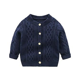 Pulls à manches longues Baby Knit Cardigan Knited Jacket