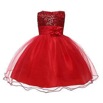 Lapset Halloween puku prinsessa mekko