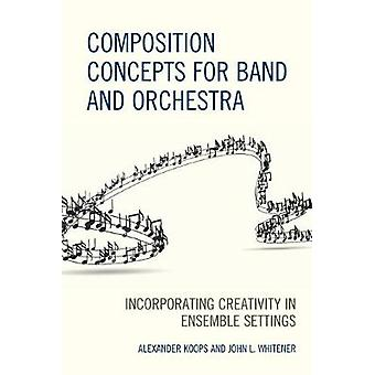 バンドとオーケストラのためのコンポジションコンセプト