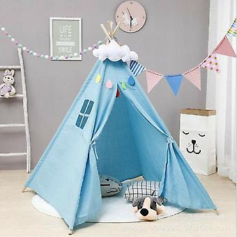 Kannettava leikkimökki, Nukkuva kupoli, Teepee-teltta
