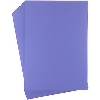 Sweet Dixie Purple Cardstock A4 (240 gsm) (25)
