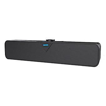 Lenovo L102 Wireless Soundbar - Speaker Wireless Bluetooth 5.0 Speaker Box Black