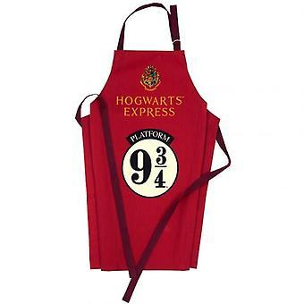 Harry Potter Apron 9 & 3 Quarters