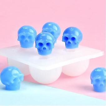 Skull Silicone Mold