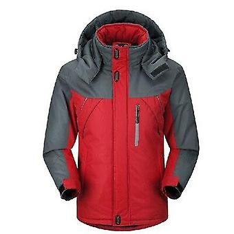 Winter Ski Jacket Parka Thermal Fleece Coats Snowboard Jackets