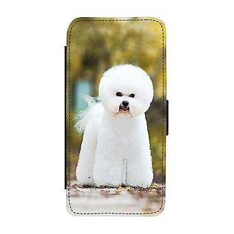 Dog Bichon Frie Samsung Galaxy A32 5G Wallet Case