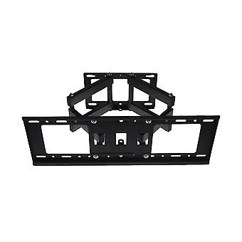 1pc 32-65 Inches Stretchable Rotatable Lcd Tv Bracket Universal Reinforced Flat Panel Tv Holder