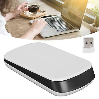Touchpad Switch Wireless Usb Optical 2.4g Receiver Super Slim Mouse For Pc,