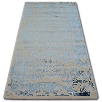 Teppich ACRYLIC MANYAS 0920 Elfenbein/Blau