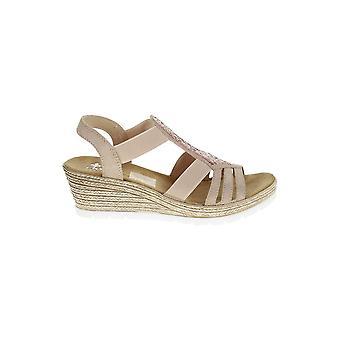 Rieker 61913 6191331 yleiset kesä naisten kengät