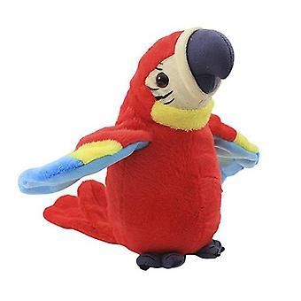 Niedlich sprechender elektronischer sprechender Papagei Plüsch