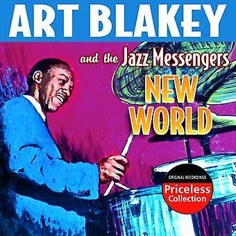 Art Blakey & Jazz Messengers - New World [CD] USA import