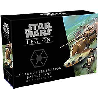 Star Wars Legion: AAT Trade Federationin taistelutankkiyksikön laajennus