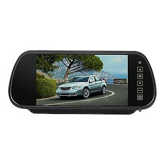 7'' Lcd samochód tyłopoglądowy Parking Niebieski Lustro Monitor + Kamera Night Vision