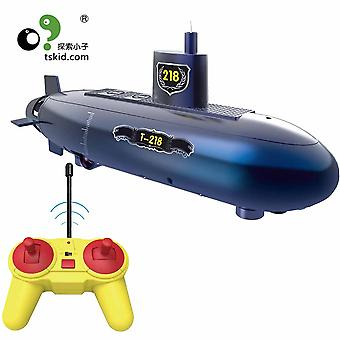Funny RC Mini Submarine 6 Channels Remote Control Under Water Ship RC Boat