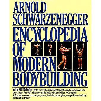 Encyklopedi av modern bodybuilding av Arnold Schwarzenegger