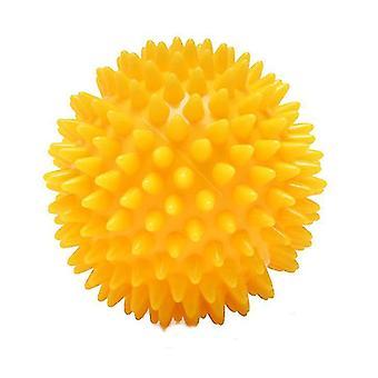 Hierontapallo pehmeillä piikeillä, Plantar Fasciitis & Vyöhyketerapia, faskia pallo fitness