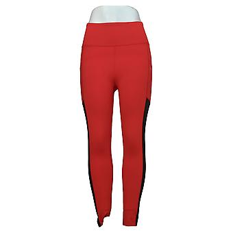 MIND BODY LOVE by Peace Love World Leggings Regular Red Jogger A391886