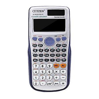 Multifunctionele wetenschappelijke rekenmachine rekentools voor schoolkantoor gebruik benodigdheden studenten