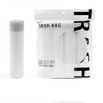 Easy Grab Trash Bags Super High Density Rolls Heavy Duty Can Liners Garbage Bags