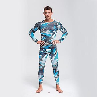Underwear Set Quick-drying Tights Warm Base Layer -compression Clothing