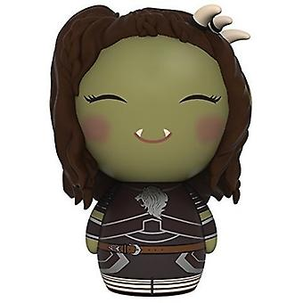 Warcraft film - Garona USA import