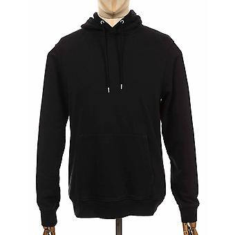 Colorful Standard Organic Cotton Hooded Sweat - Deep Black