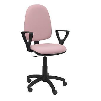 Bureaustoel Ayna bali P&C 10BGOLF Roze