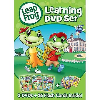 Learning Set [DVD] USA import