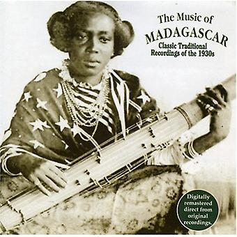 Music of Madagascar - Classic Traditional Recordings [CD] USA import