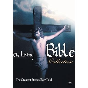 Living Bible Collection [DVD] USA import