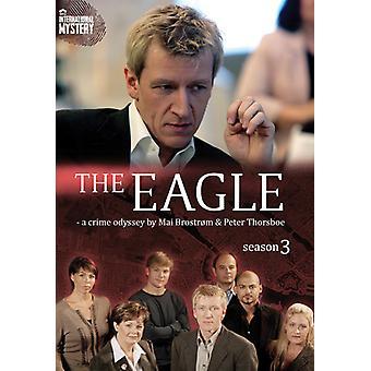 Eagle: Season 3 [DVD] USA import