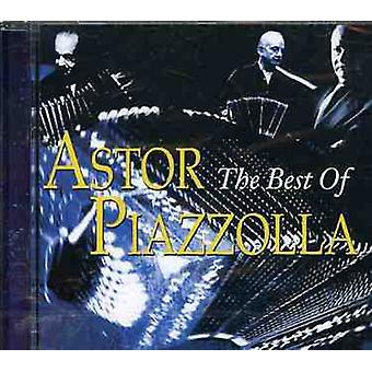 Astor Piazzolla - The Best of Astor Piazzolla [CD] USA import