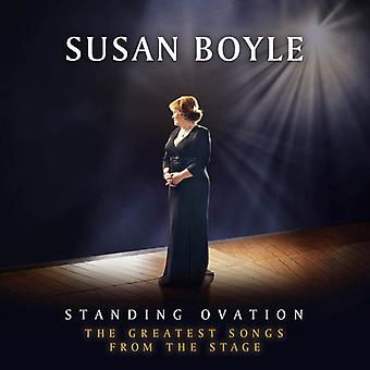 Susan Boyle - Standing Ovation: The Greatest Songs von the Hirsch [CD] USA import