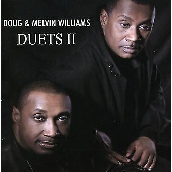 Doug Williams & Melvin - Doug Williams & Melvin: Vol. 2-Duets [CD] USA import