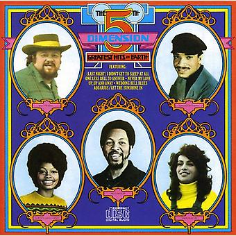 Fifth Dimension - Greatest Hits on Earth [CD] USA import